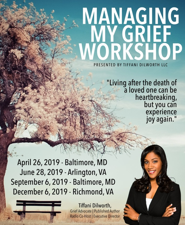 Managing My Grief